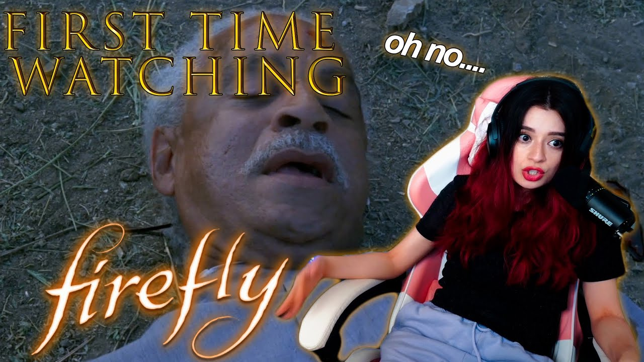 """Download FIRST TIME WATCHING:  Firefly Season 1 Episode 4 """"Safe"""" Reaction & Review"""