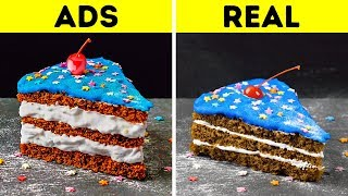 SHOCKING TRICKS ADVERTISERS USE TO MAKE FOOD LOOK DELICIOUS