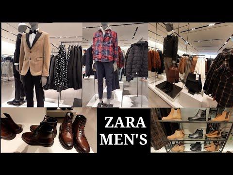 #Zara #mens #December2019 Zara Men's Winter Collection /December 2019