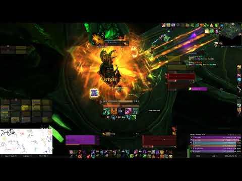 Instinct vs. Kin'garoth Mythic (Havoc DH PoV) Thumbnail