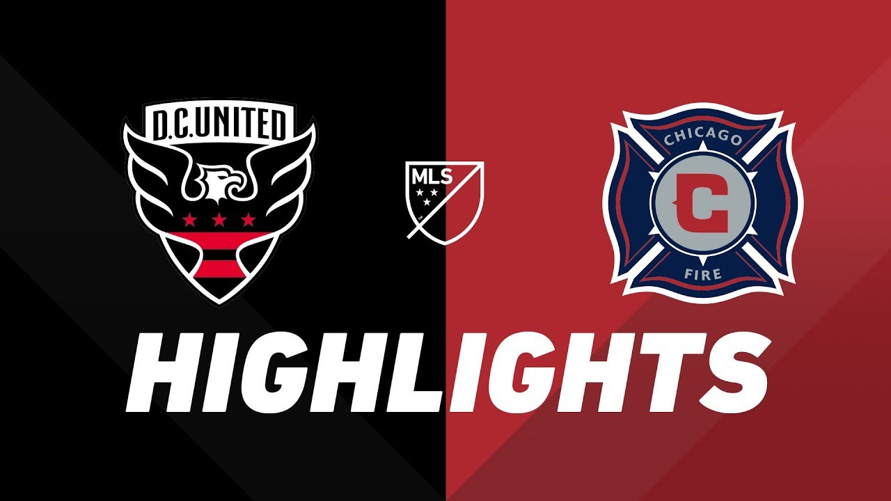 a51719377 DC United vs Chicago Fire (30 May 2019) 🔥 Video Highlights - FootyRoom