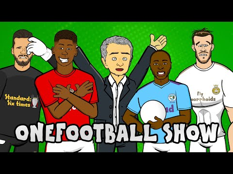 Zidane tries to get rid of Gareth Bale! ► The Onefootball x 442oons Show
