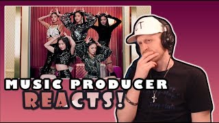 Music Producer Reacts to ITZY - DALLA DALLA