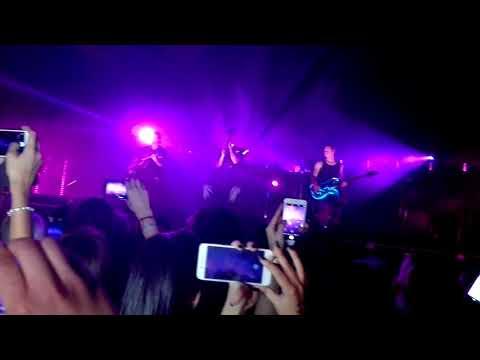 Black - Tokio Hotel, live at Padua. (09.11.2017)