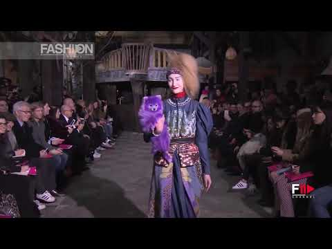 MANISH ARORA Full Show Fall 2016 Paris Fashion Week by Fashion Channel