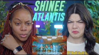 SHINee 샤이니 'Atlantis' MV reaction (feat. Get Ready )
