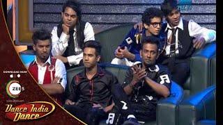 Dance India Dance Season 4  February 09, 2014 - Swarali & Amar