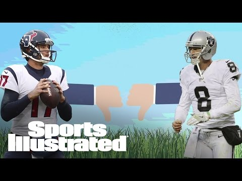 NFL: A Brief History Of The Worst Quarterback Ratings In Playoff History | Sports Illustrated