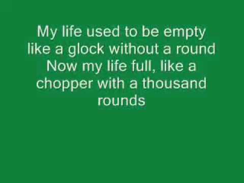 The Game ft Lil wayne - My life With Lyrics