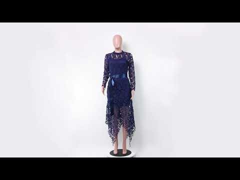 bebelovesss™-elegant-fishtail-lace-dress