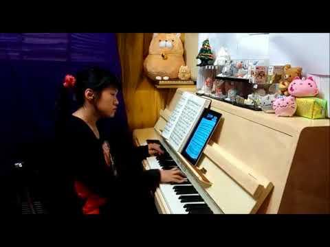 鋼琴演奏:Für Elise 給愛麗絲 Beethoven 貝多芬 piano by Pui Pui 霈霈