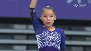 Shang Chunsong - FX EF - 2020 CHN Nationals Zhaoqing