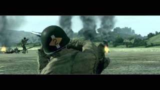 Iron Front Liberation 1944 D Day DLC Movie  Test 720p