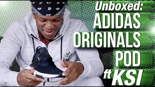 Unboxed: adidas Originals POD-S3.1 ft. KSI, Yung Filly and Ediz