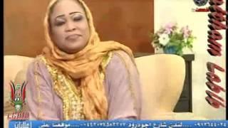 """هاجر كباشي - حكم السيد """"إنت أملي ومرادي""""- """"أمنا حواء 2013م- الحلقة التاسعة"""""""