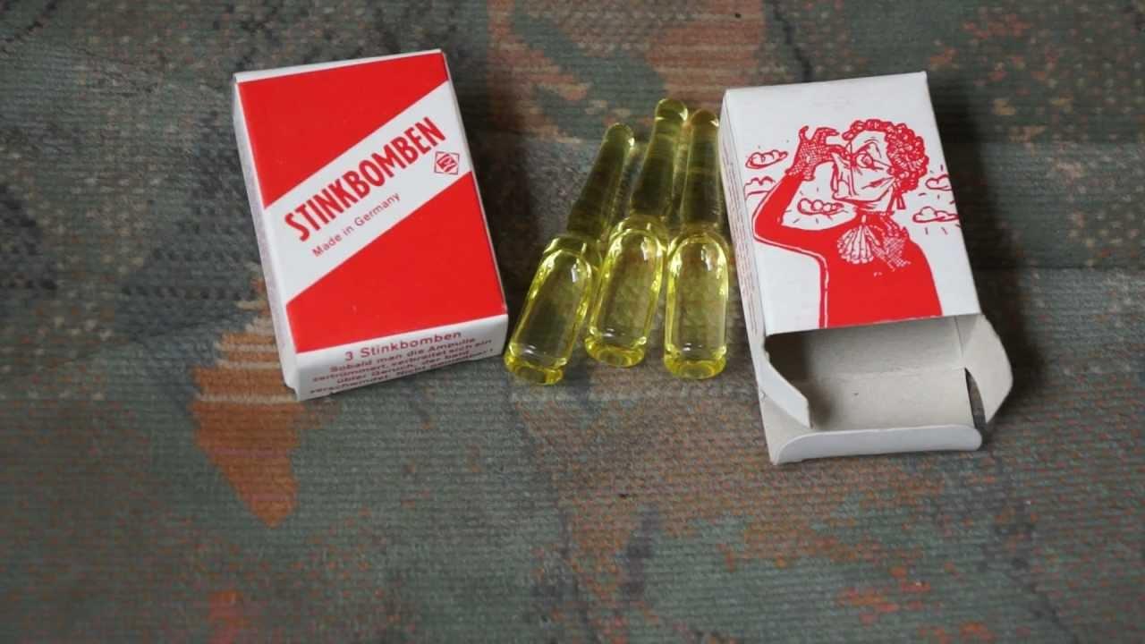 stinkbomben Beste Bilder:
