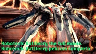 [Movie] Robotech Battle Cry