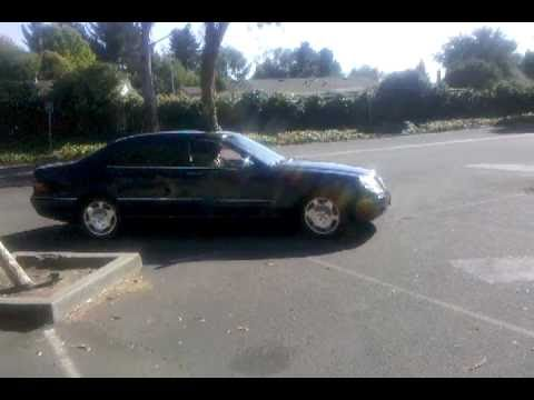 BUTTER DOWN PRODUCTIONS MERCEDES S600 VALLEJO NIGGA