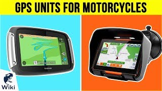 7 Best GPS Units For Motorcycl…