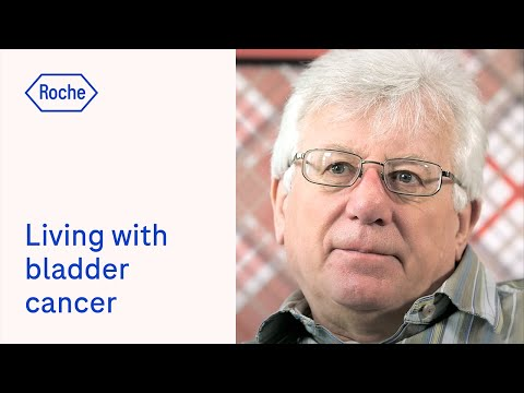 Living with bladder cancer: Dave's story