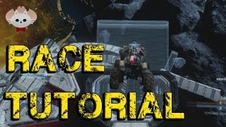 Halo 4 Custom Map - Star Wars Space Battle and Race Gametype Tutorial!!
