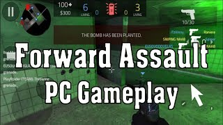 Forward Assault PC Gameplay using Nox Android Emulator