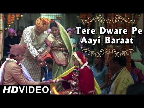 Tere Dware Pe Aayi Baraat | Vivah | Shahid Kapoor And Amrita Rao | Superhit Bollywood Song
