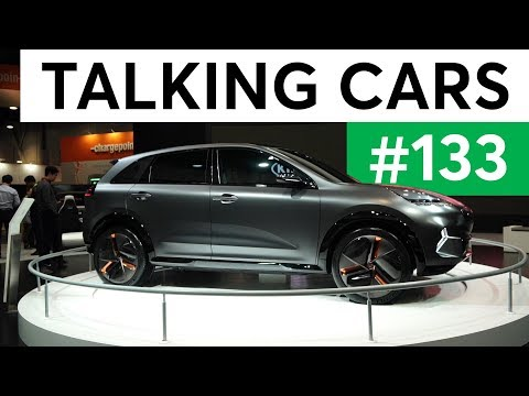 The Future is Electric | Talking Cars with Consumer Reports #133