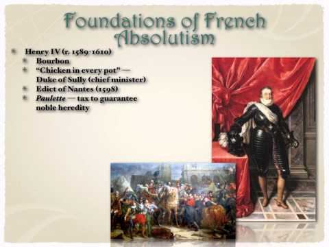 APEH Absolutism Lecture 1