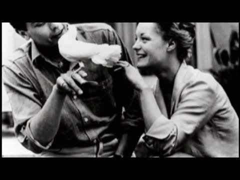 Alain Delon & Romy Schneider  *Amour Fou* Mireille Mathieu  Caruso