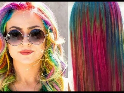 Unique Hair Color Ideas To Try Youtube
