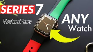 How to get Series 7 CONTOUR WatchFace on ANY Apple Watch ? screenshot 3