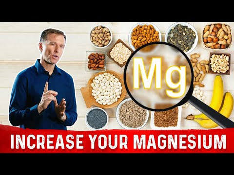 Eat More Magnesium Foods And You'll Feel A Lot Better
