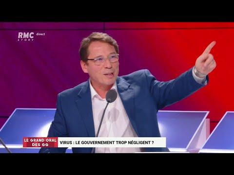 Le Grand Oral des GG: Ludovic Toro, médecin, porte plainte contre Agnès Buzyn et Edouard Philippe