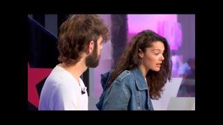 """Santi Senso y Ana Rujas #PORNOCAPITALISMO - Entrevista en Canal + """"HUB"""" NON STOP PEOPLE"""
