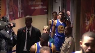 LeBron & Kyrie Postgame Interview | Game 4 | Warriors vs Cavaliers | June 9, 2017 | 2017 NBA Finals
