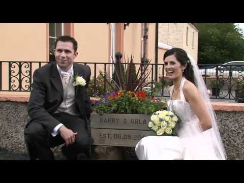 Orla and Barry Wedding Highlights