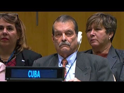 UN condemns US embargo on Cuba