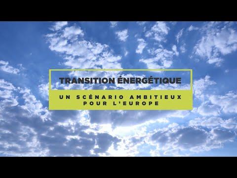 An ambitious energy scenario for Europe