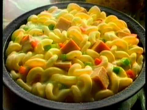 Creamettes Pasta Commercial (1989)