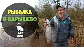 Рыбалка в Барышево, река Вуокса