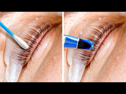 PRO TRANSFORMATIONS OF EYELASHES, EYEBROWS AND HAIR