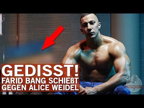 Farid Bang disst Alice Weidel & AfD so asozial wie nie!