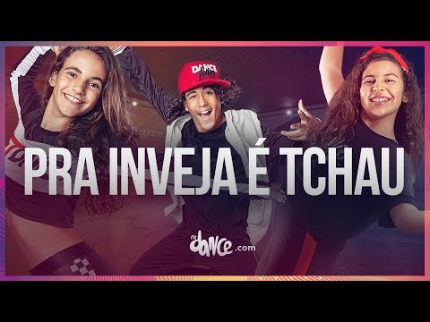 Pra Inveja é Tchau - MC Kevin e MC Davi  FitDance Teen Coreografía Dance