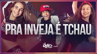 Baixar Pra Inveja é Tchau - MC Kevin e MC Davi | FitDance Teen (Coreografía) Dance Video