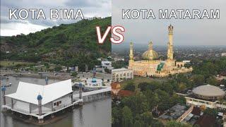 Download Video Kota Mataram VS Kota Bima, Kota Terbesar di Pulau Lombok dan Sumbawa Nusa Tenggara Barat NTB MP3 3GP MP4