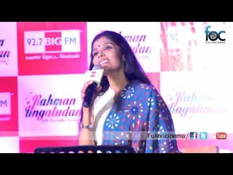 """92.7 BIG FM Launch Its New Show """"Rahman Ungaludan"""""""