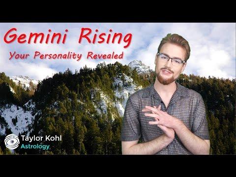 Gemini RisingGemini Ascendant in Astrology