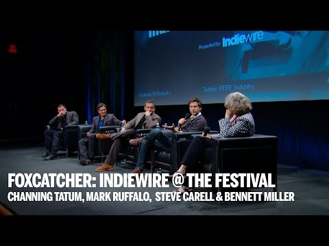 FOXCATCHER: INDIEWIRE @ THE FESTIVAL | TIFF Industry 2014