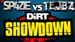 ♥ Sp4zie vs Tejbz - DiRT Showdown